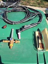 Snap-On CK systematic Tig torch set up