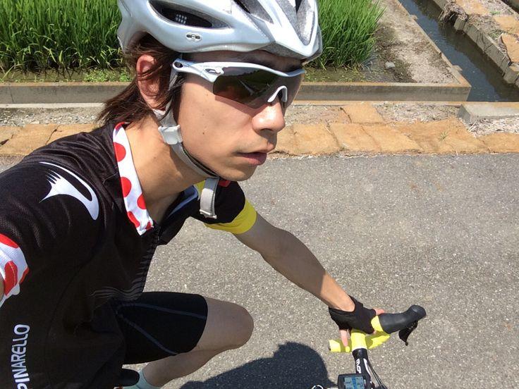 男なら最高気温の昼間に走る! | miyamotokazuto.net