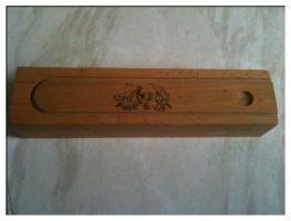 houten pennendoos