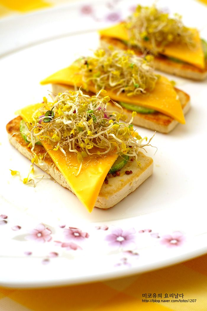 Tofu cheese canape easy to make wine pairing recipe by for How to make canape shells