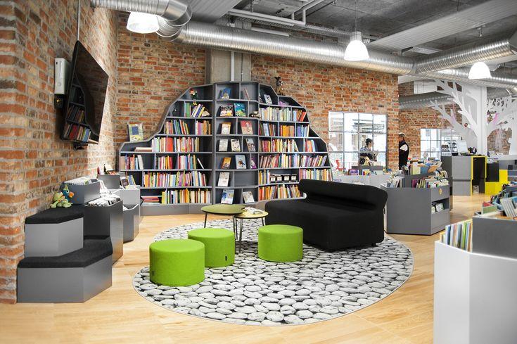 142 beste afbeeldingen over bibliotheekinrichting op pinterest planken bibliotheekmeubelen en - Te creeren zijn bibliotheek ...