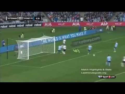 Sydney FC vs Tottenham Hotspur 0-1 Goals & Highlights Harry Kane Friendl...