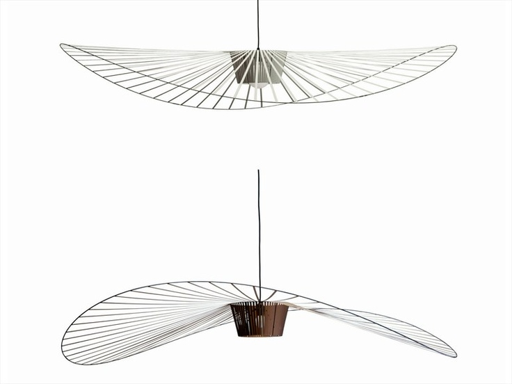 The majestic suspension VERTIGO from PETITE FRITURE - Available in our stores