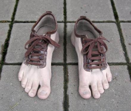 finger shoe