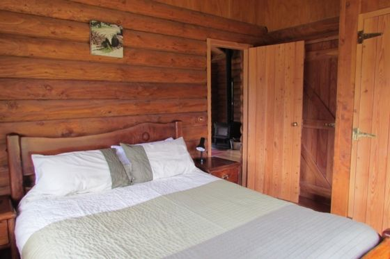 Triple Tui - Log cabin, self contained, river side in Murchison, Nelson-Golden Bay | Bookabach
