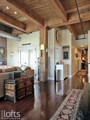 Boston Lofts by LoftsBoston.com, Inc. >> Boston Residential Loft Sale >> 9 West Broadway #207