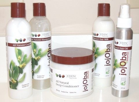 All natural hair products
