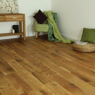 Galleria Legacy Rustic Oak Oiled Engineered Flooring