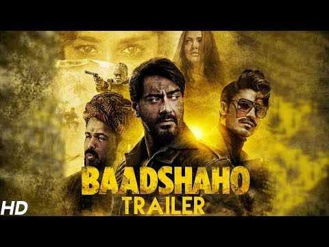 Baadshaho Official Trailer | Ajay Devgn, Emraan Hashmi, Esha Gupta, Ileana D'Cruz & Vidyut Jammwal - VER VÍDEO -> http://quehubocolombia.com/baadshaho-official-trailer-ajay-devgn-emraan-hashmi-esha-gupta-ileana-dcruz-vidyut-jammwal   	 Gulshan Kumar presents a T-Series production in association with Vertex Motion Pictures Pvt Ltd. Produced by Bhushan Kumar Krishan Kumar and Milan Luthria, the official trailer of Baadshaho the upcoming Indian action thriller film written by