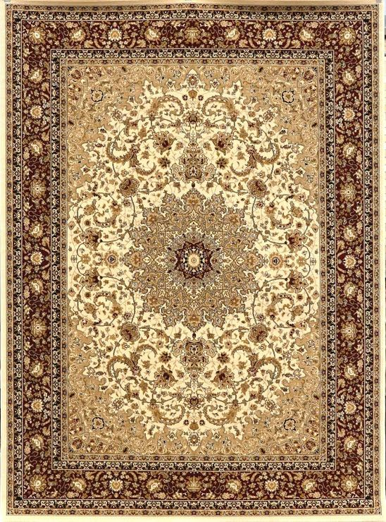 Discount Rugs Cream And Burgundy Persian Rugs Oriental