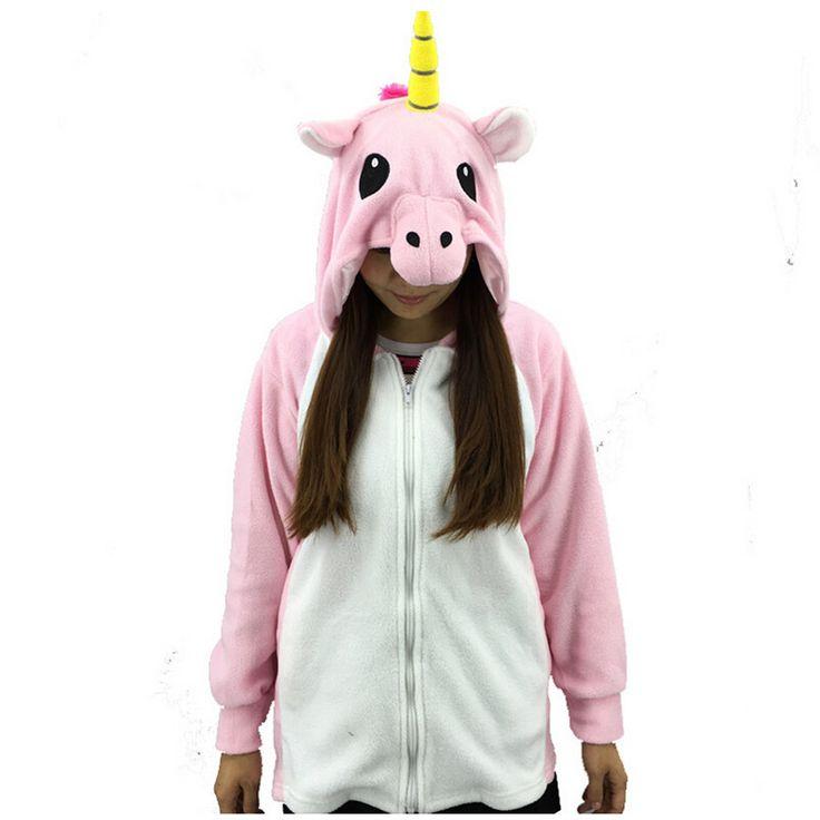 licorne unicornio pikachu hoodie lilo and stitch pokemon hoodie japan style clothes harajuku kawaii animal hoodies with ears #Affiliate