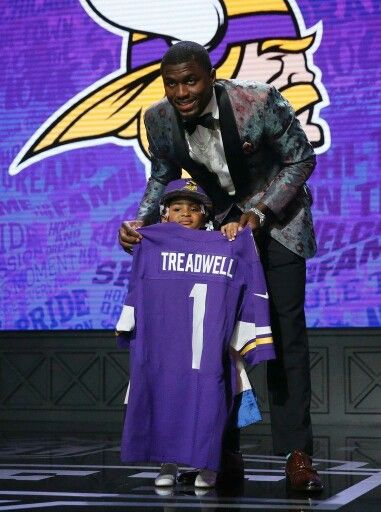 Laquon Treadwell- First rounder! Good pick!!