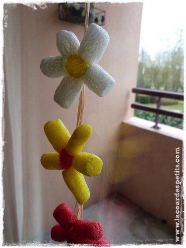 le printemps en playma s mod le de fleurs tout simple. Black Bedroom Furniture Sets. Home Design Ideas