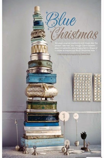47 Χριστουγεννιάτικα δέντρα που δεν είναι.. δέντρα!   Φτιάξτο μόνος σου - Κατασκευές DIY - Do it yourself