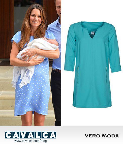 Mi vesto come...Kate Middleton con un abito che accarezza delicatamente la figura #kate #veromoda #cavalca http://www.cavalca.com/blog-moda/mi-vesto-come-kate-middleton/