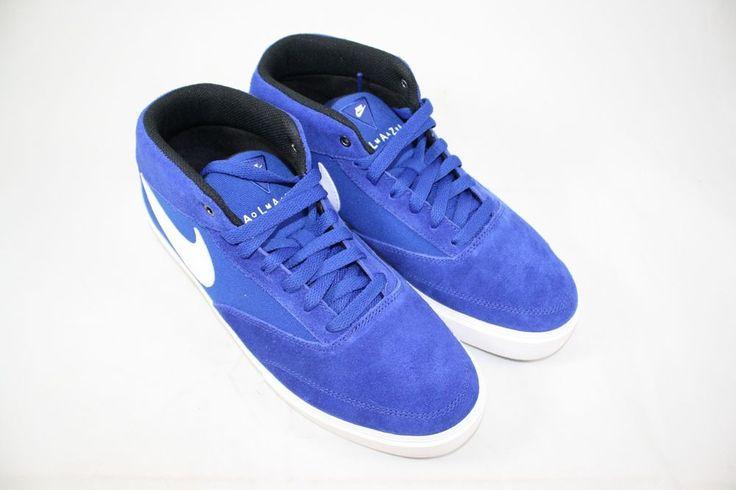 BRAND NEWNIKE OMAR SALAZAR LR SZ 9.5 DRENCHED BLUE 4726660 411 #Nike #AthleticSneakers