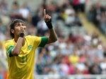 Brazil soccer star Neymar