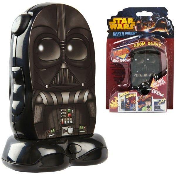 Veilleuse Lampe torche et Gardien de chambre Star Wars Dark Vador