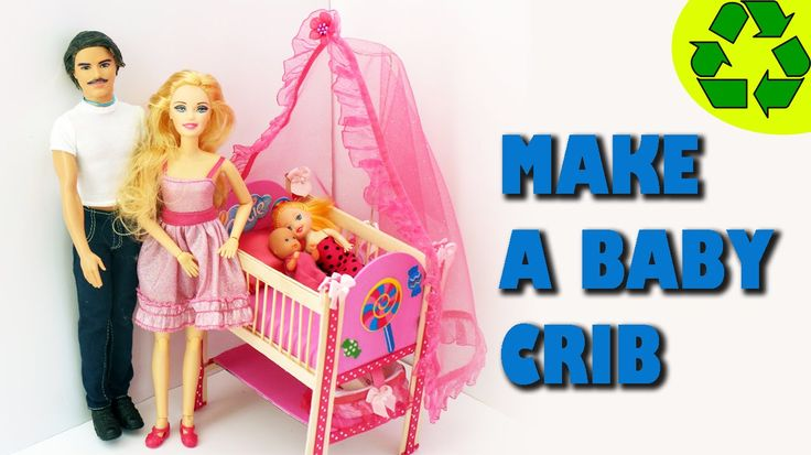 7 Inspiring Kid Room Color Options For Your Little Ones: How To Make A Baby Crib For A Doll