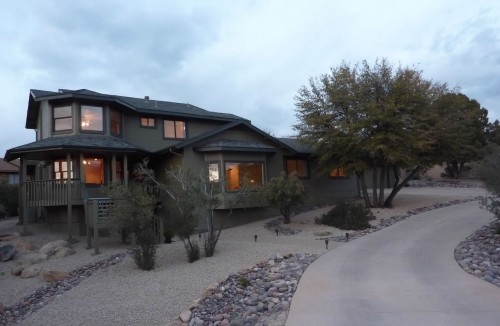 PRESCOTT ARIZONA Forest Trails Ranch Style Home Big Home Big Views