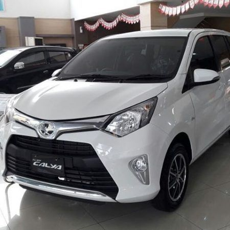 this its official price toyota calya by future cars
