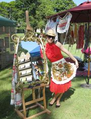 On any weekend, the Gold Coast is host to many markets to satisfy your every fashion, art, craft, produce and knick knack need! Get out and support the locals!