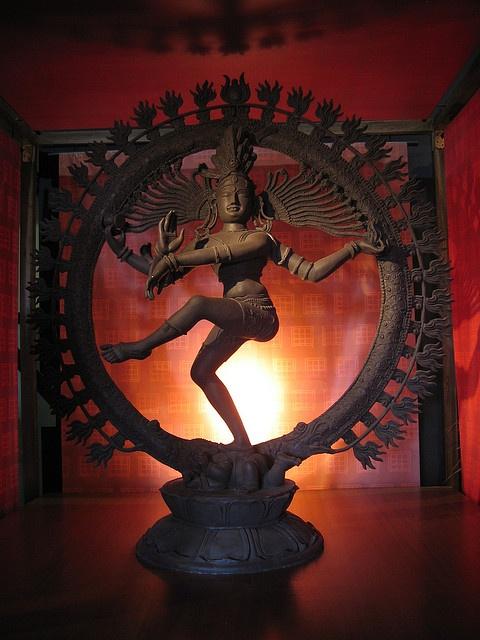 Celebrating VI Shiva's Creating and Manifesting