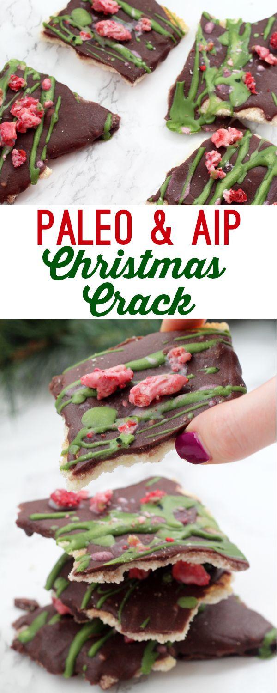 Paleo Christmas Crack (AIP)