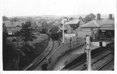Elham Valley Railway,Lyminge station