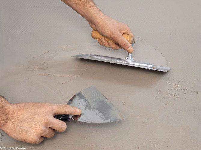 Les 25 meilleures id es de la cat gorie couches tanches for Le beton cire est il etanche