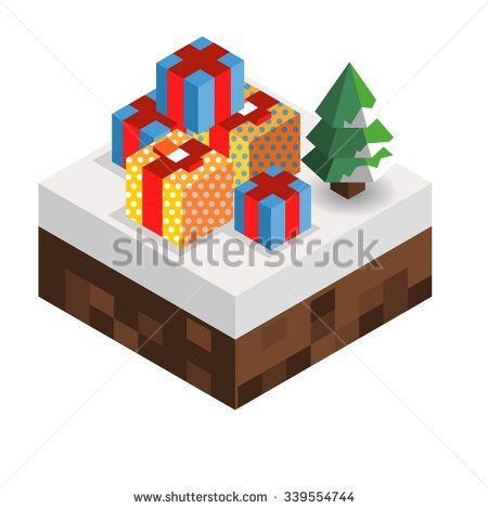 xmas time - stock vector
