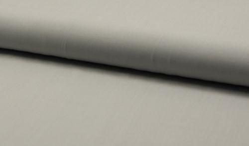 Viskose-Stoff-uni-silbergrau-einfarbig-Blusenstoff-Damenstoff-Meterware