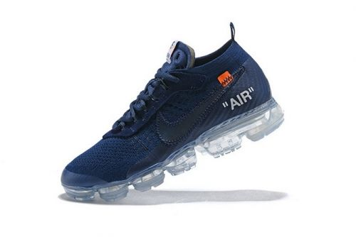 detailed look 1865d afd7d Nike Air Vapormax Off White Shoes Black Crimson Clear AA3831 002