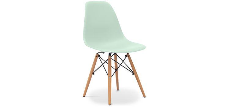 Chaise DSW Charles Eames Style - Polypropylène Matt
