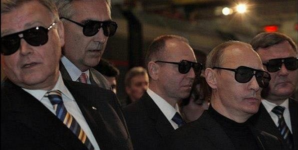 """""""Lyub_ Druze і"""" Putin: As friendship with the President of Russia helps suit comfortable life"""