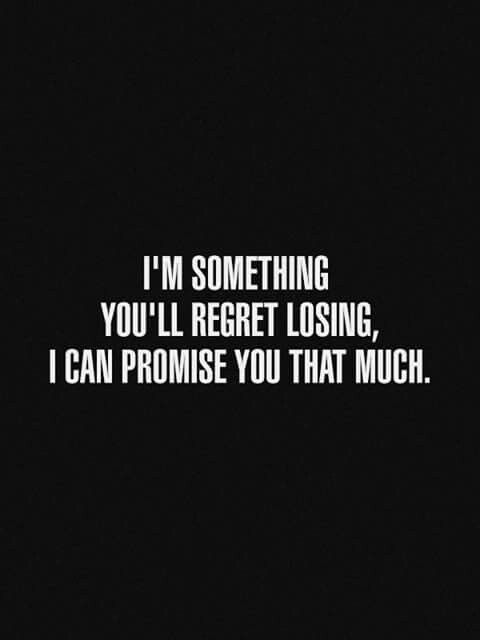 I never want to lose you...please don't push me away