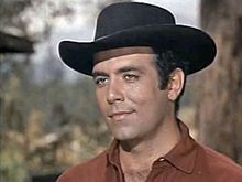 Pernell Roberts - Adam Cartwright and Dr. John 'Trapper' McIntyre. May 18, 1928 - January 24, 2010