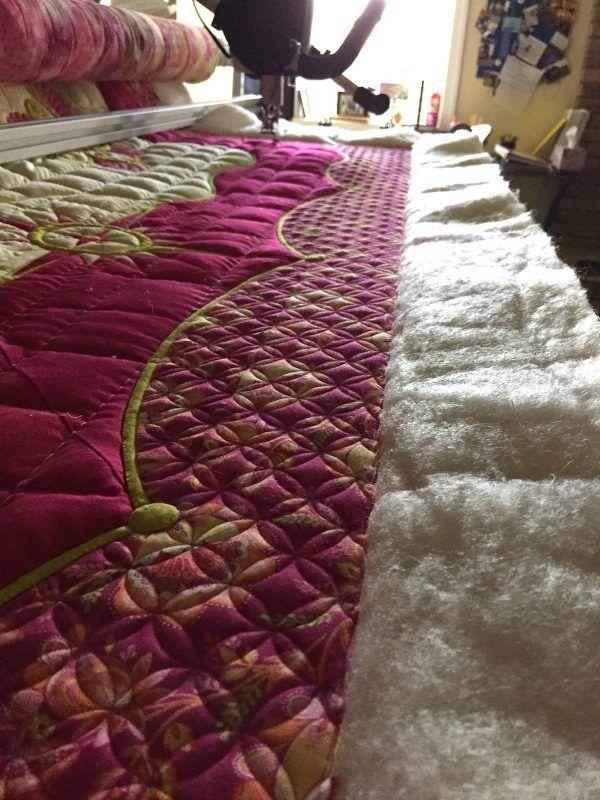 15 best Longarm Quilting images on Pinterest   Fabric panels ... : bernina long arm quilting - Adamdwight.com
