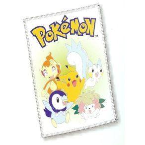 Filtar - Disney - Pokemon Fleecefilt/Fleecepläd - Glädje