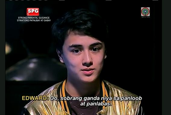"""Edward Barber, dubbed as """"Cheerful Charmer of Germany,"""" finally admitted his feelings to fellow housemate Maymay Entrata. On Wednesday's episode of the reality show, host Toni Gonzaga asked the teen housemate about his true feelings for Entrata. Her best traits and if he's going to pursue her after Pinoy Big Brother. """"Depends on what way, but yes,"""" he said. Watch the full video below. Barber and Entrata are among the finalists of Pinoy Big Brother with Kisses Delavin, Yong Muhajil, Cora…"""
