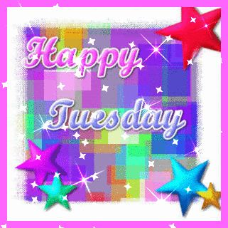 Tuesday Comments, Graphics and Greetings Codes for Orkut, Friendster, Myspace, Tagged