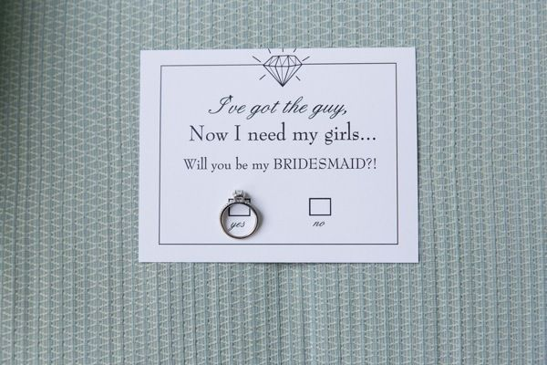 Will you be my bridesmaid? Arte de Vie Photography