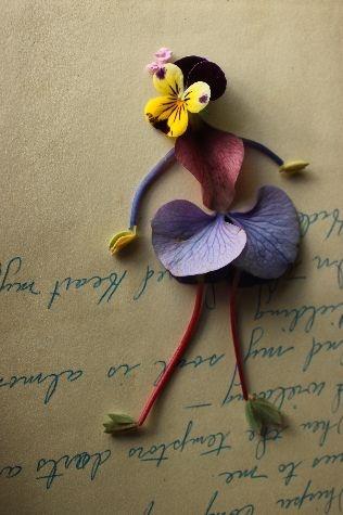 lovely little flower girl