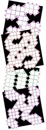 1000s of Kakuro Puzzle Printables~  Great alternative to sudoku to challenge children who finish their tasks early.  Various degrees of difficulty.