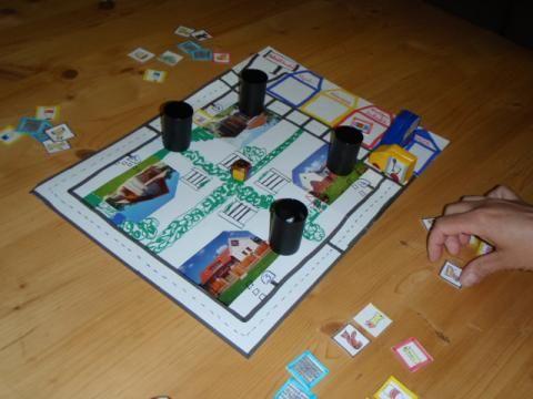 Tiszta udvar - rendes ház játék