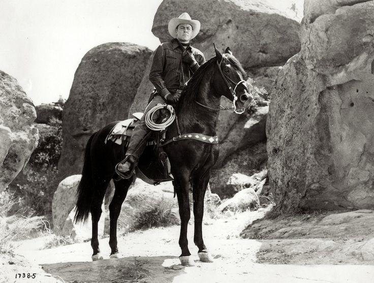 Allan Rocky Lane Westerns