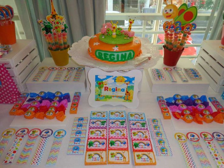 Baby tv birthday party ideas tvs birthdays and babies for Baby tv birthday decoration