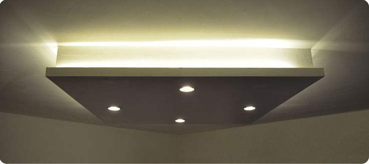 dropped ceiling light box - Google Search