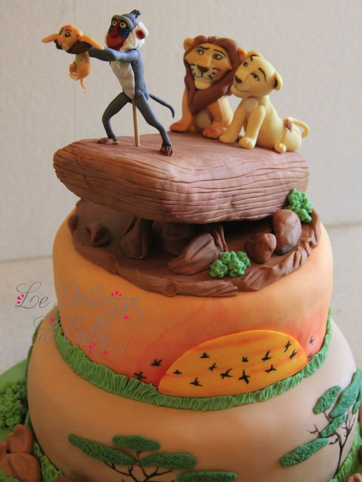 14 Best Fondant Tutorials Images On Pinterest Lion King