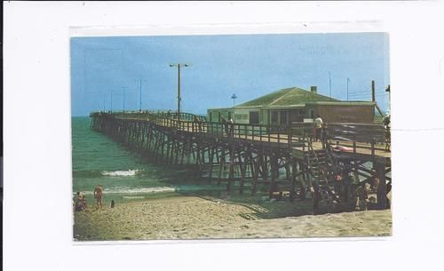 100 ideas to try about sands of time old photos for Surf city fishing pier